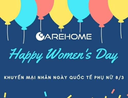 Quà tặng nhân ngày Quốc tế Phụ nữ – 8/3/2017