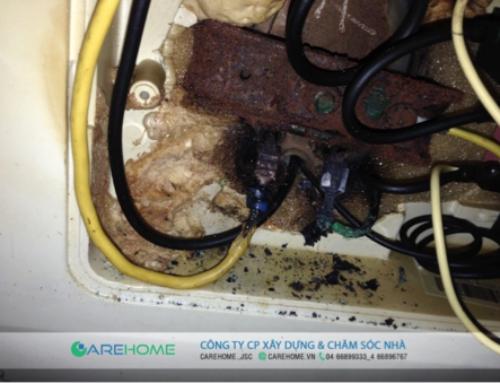 Câu chuyện CareHome: Những chiếc bình nóng lạnh cần được quan tâm
