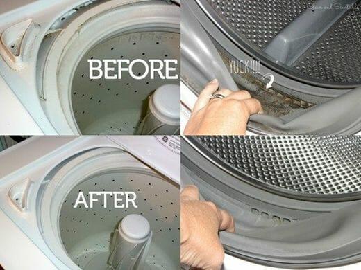 Bạn đã biết gì về viên vệ sinh máy giặt?