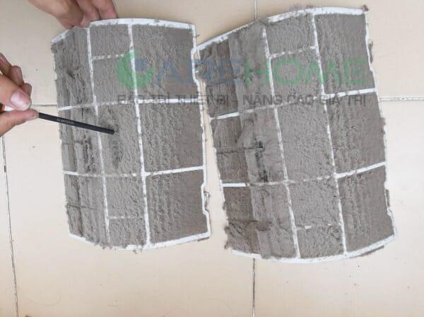 Vệ sinh lưới lọc điều hòa là cách tốt nhất loại bỏ vi khuẩn và nấm mốc