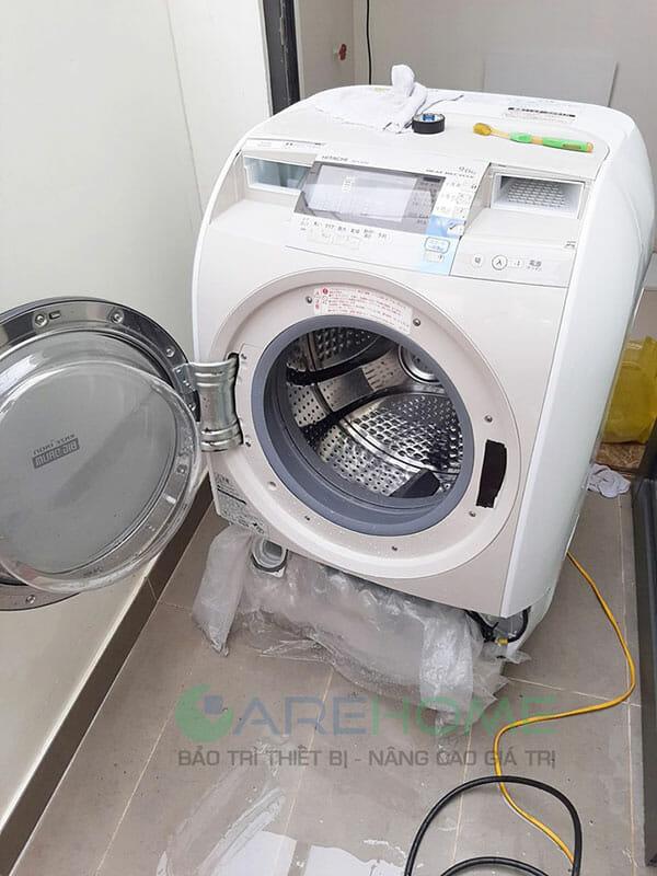 Lỗi E1 trên máy giặt Sanyo và cách khắc phục