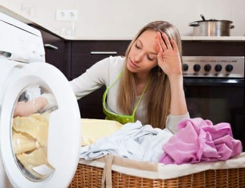 Khắc phục lỗi máy giặt không vắt