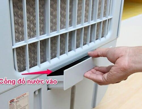 Mẹo sử dụng quạt điều hòa hiệu quả nhất