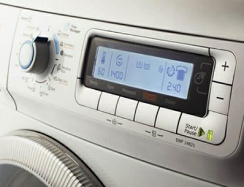 Hướng dẫn nhận biết lỗi trên máy giặt Electrolux