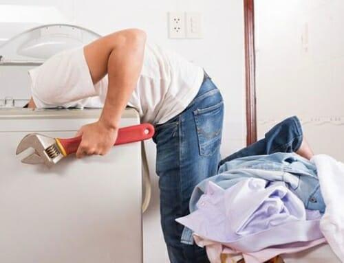 Tại sao máy giặt cứ xả nước liên tục khi hoạt động?