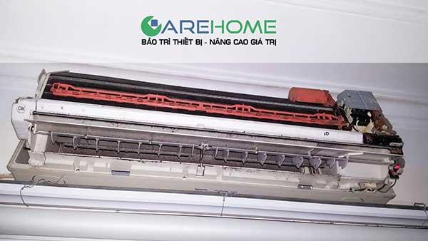 Điều hòa Sharp cần được vệ sinh thường xuyên để duy trì hoạt động