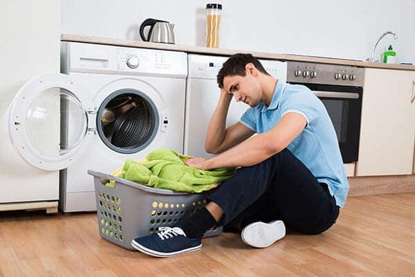 Phải làm gì khi máy giặt bị mất nguồn điện