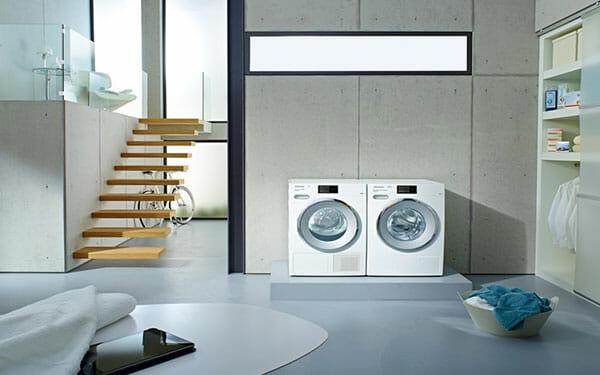Đặt máy giặt ở đâu là an toàn nhất?