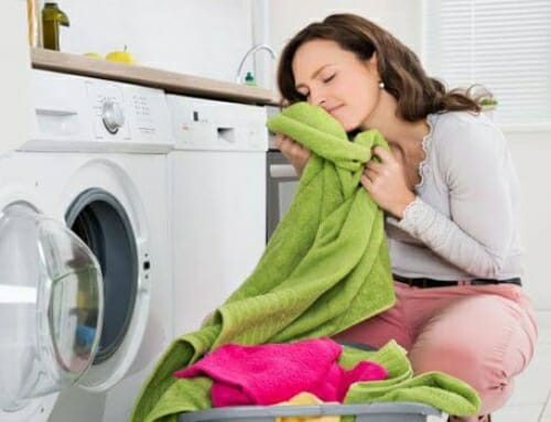 10 tiện ích thường thấy trên máy giặt