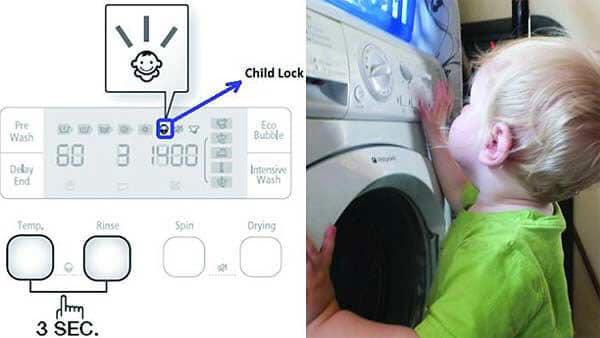 Khoá trẻ em an toàn