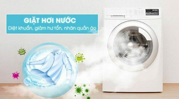 Giặt hơi nước diệt khuẩn