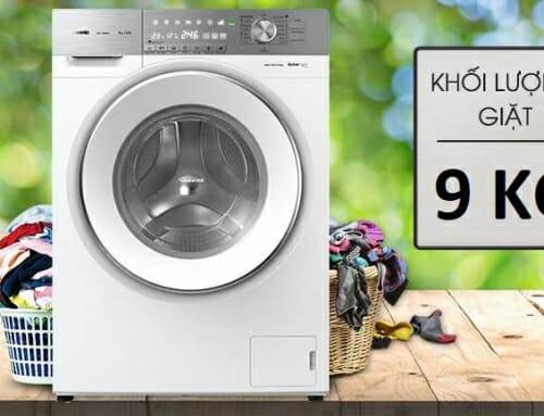 Sửa chữa máy giặt lồng ngang Panasonic Inverter