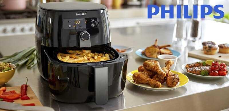 Thông tin quan trọng về nồi chiên không dầu Philips HD925X